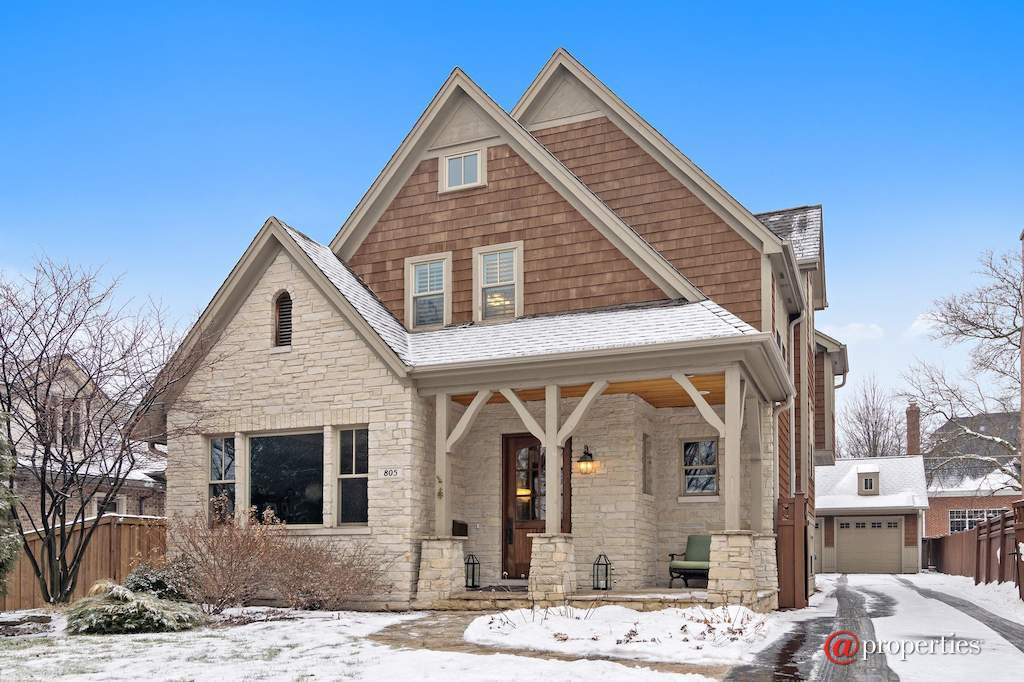 805 N Elm Street Hinsdale Illinois 60521